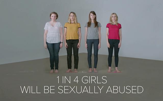Video: De meiden van Girls hebben een duidelijke boodschap over seksueel geweld