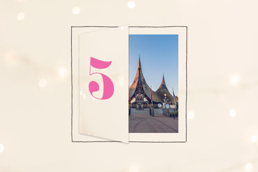 Flair's Adventskalender 2020 #5: win vier kaartjes voor een magisch bezoek aan de Efteling