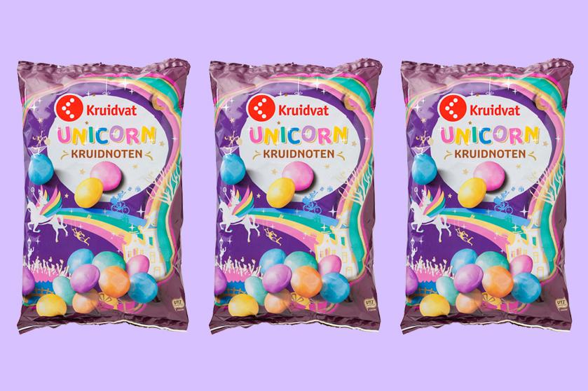 Unicorn kruidnoten Kruidvat
