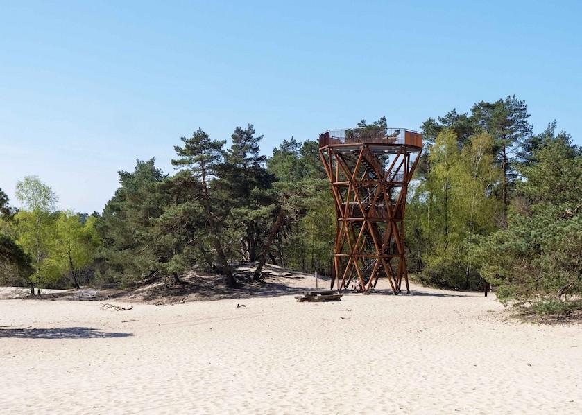 kootwijkerzand-uitkijktoren