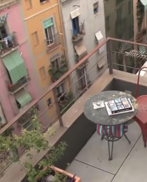 Bijzonder appartement in Barcelona