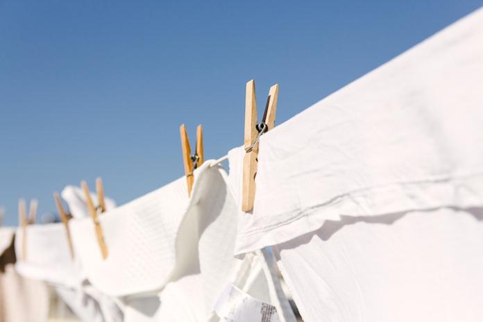 3 goede redenen om het wasgoed buiten op te hangen