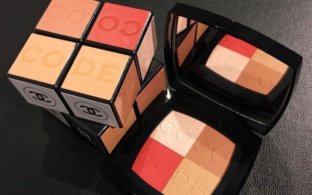 COOL: Chanel brengt een make-upvariant van de Rubik's kubus uit