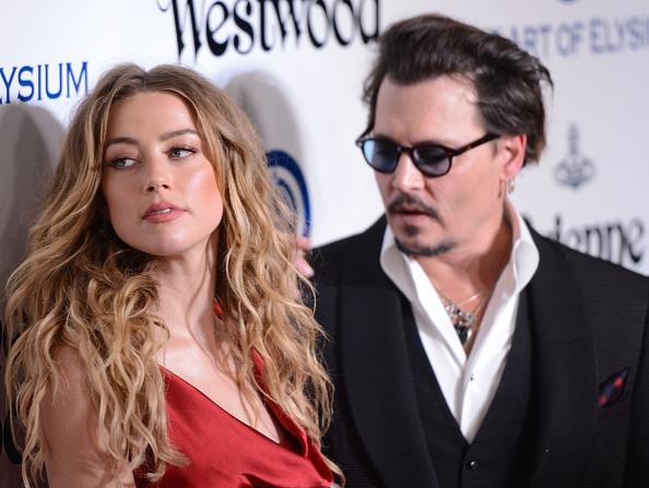 Amber Heard wil scheiden van Johnny Depp