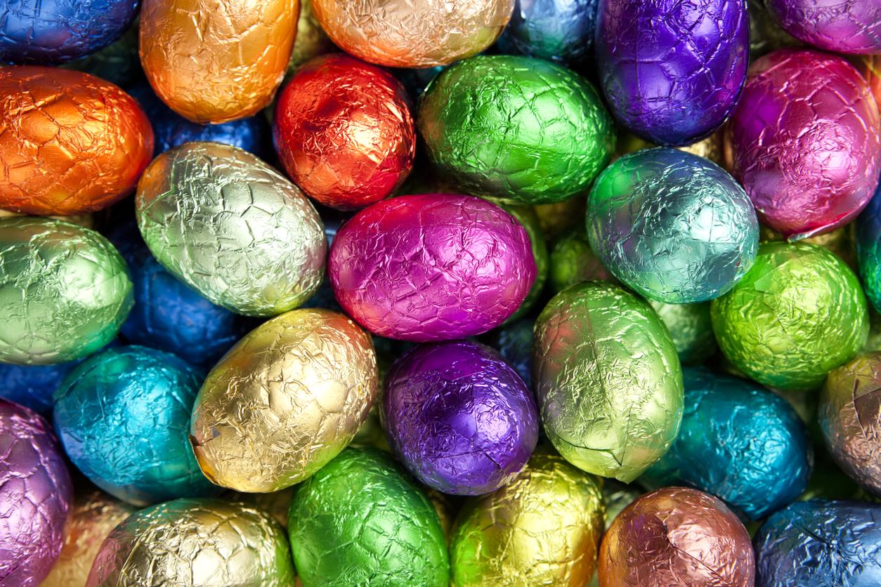 Kom maar door: zoveel paaseitjes eten we gemiddeld met Pasen