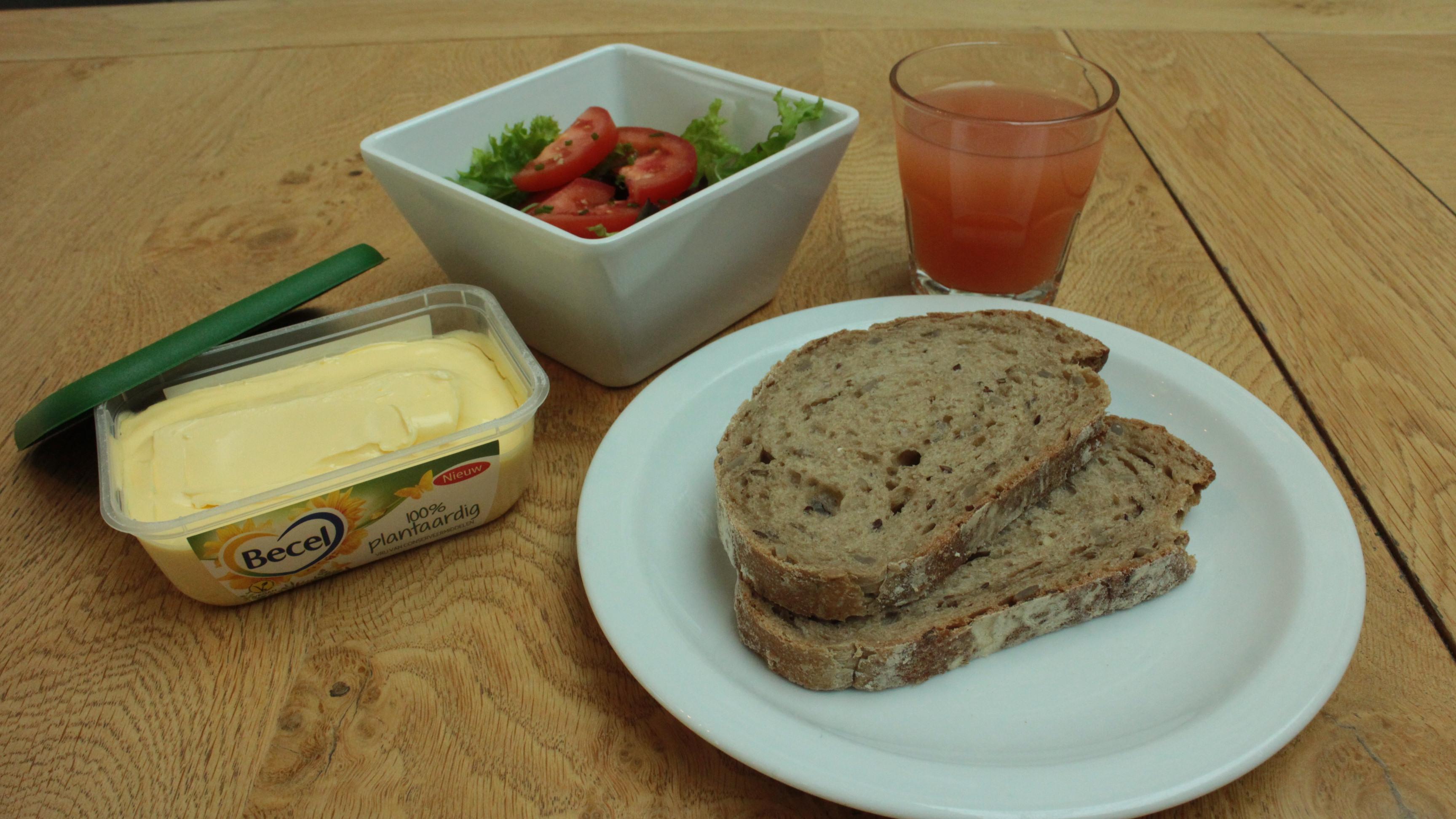 Vegan trend op je brood, met Becel 100% plantaardig