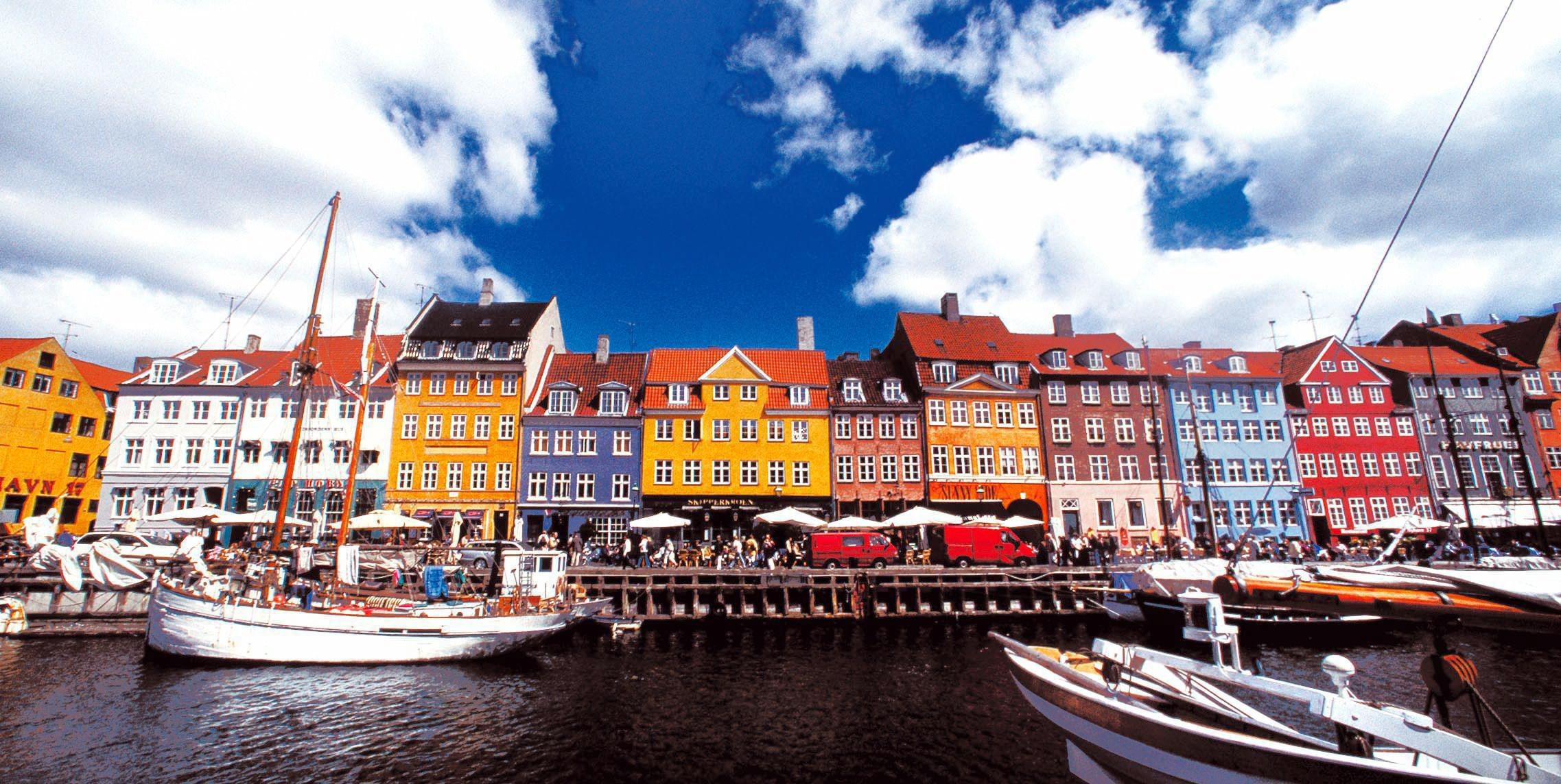 Ontdek cultuurstad Kopenhagen voor een prachtig prijsje!