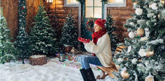 Dreaming of a white Christmas? Het gaat dit jaar (weer) niet gebeuren