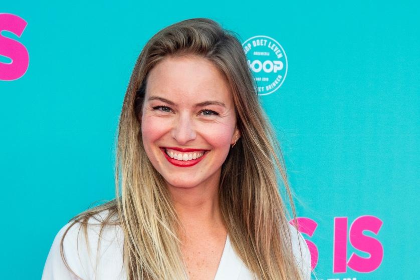 Melissa Drost uit kritiek op 'tuttige' GTST-rol: 'Het was alleen maar thee zetten, de was vouwen en huilen'
