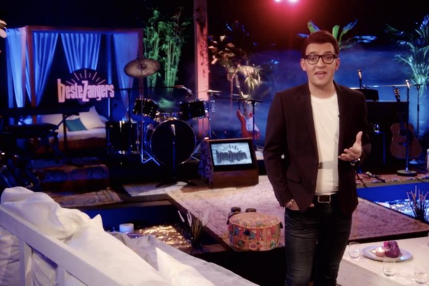 Kijkers 'De TV Kantine' vragen zich massaal af wie Jan Smit imiteerde en dít is het antwoord