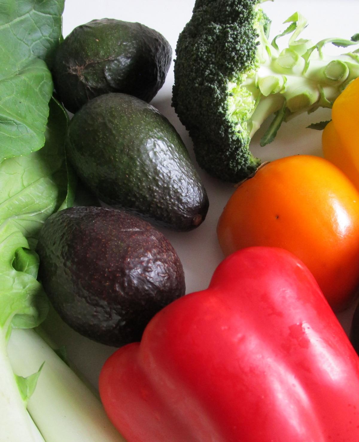 Denise blogt: Kinderen en groenten