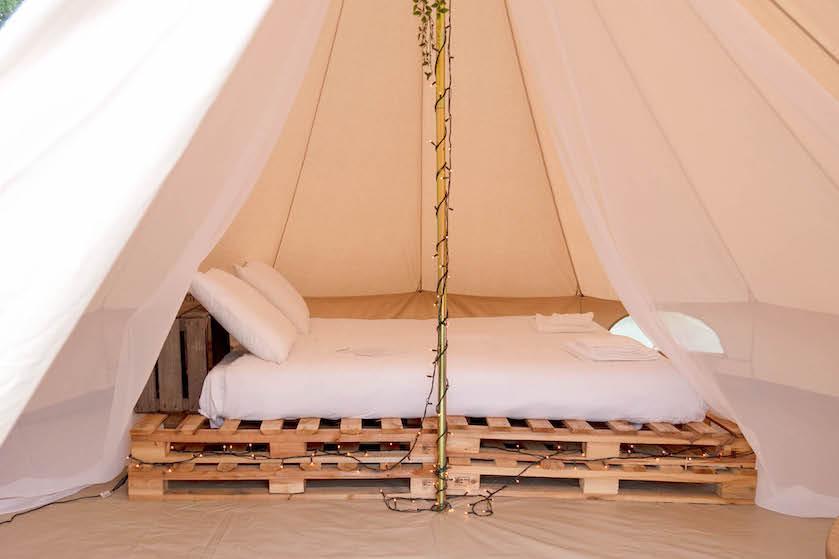 Op vakantie in eigen land: drie unieke pop-up campings voor een perfecte staycation