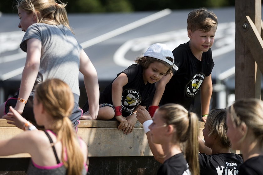 Save the date! Doe samen met Flair mee aan de Strong Viking Family Run