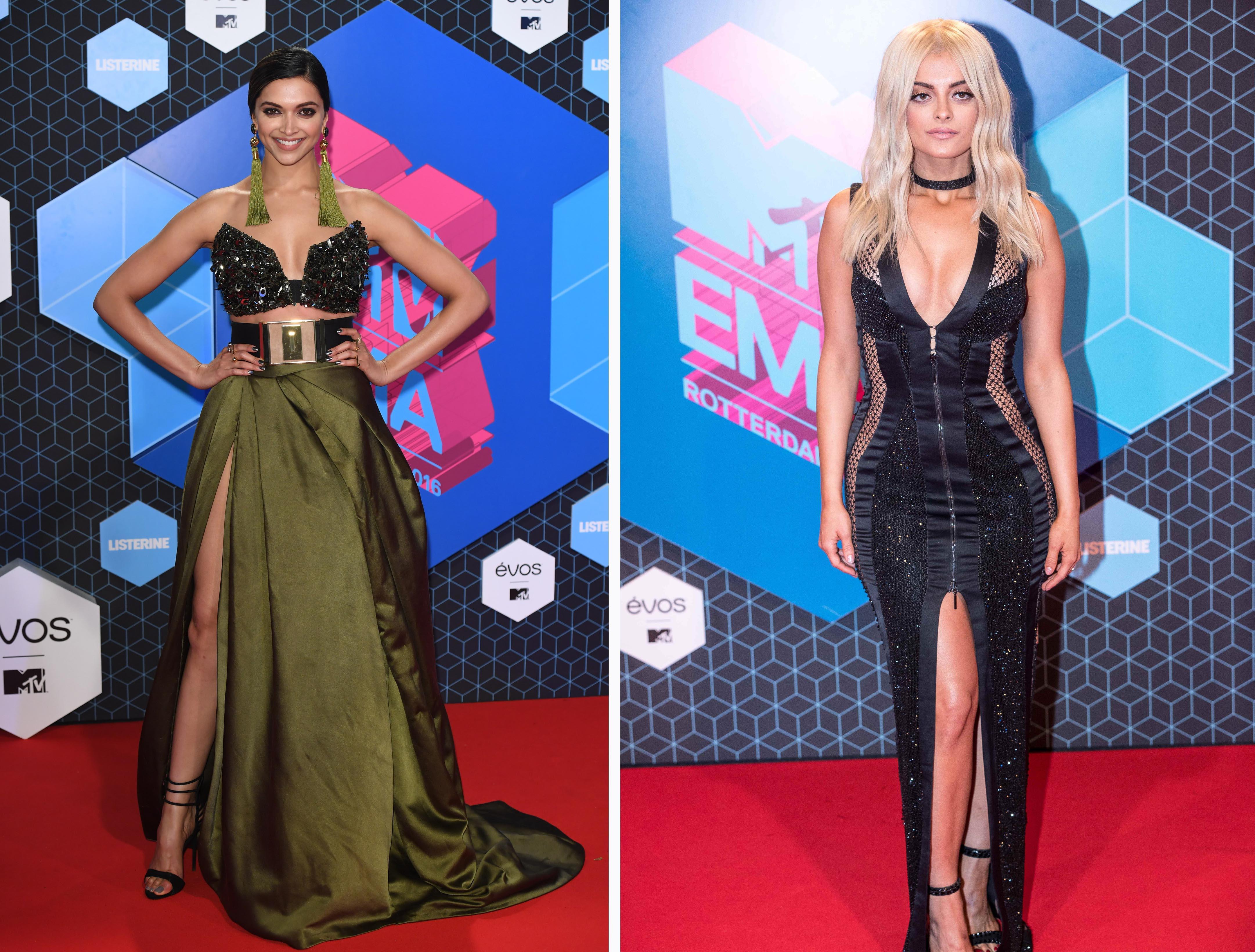 Dit droegen de sterren bij de uitreiking van MTV's EMA's!