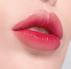 Beautytrend: ombre lippen