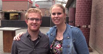 Boer zoekt Vrouw-kandidaten Jan en Rianne gaan trouwen