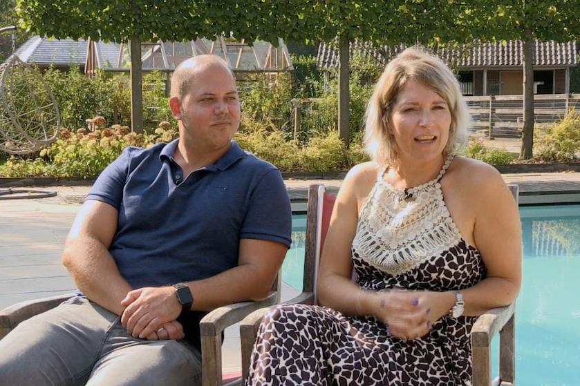 Kijkers 'Steenrijk, Straatarm' snappen niets van 'relatie' (of ja, wat is het?) tussen multimiljonair Tamara en Ronnie