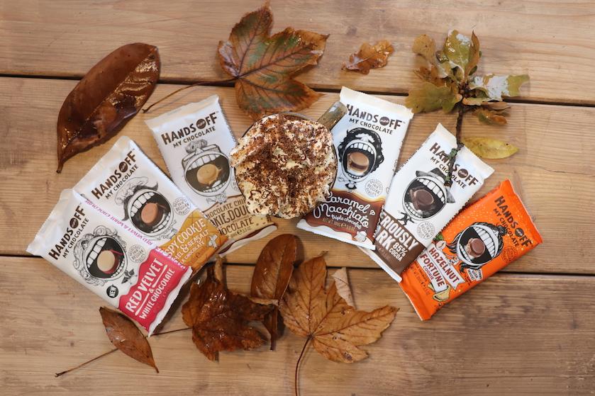 WIN: 5x goedgevuld choco-pakket van Hands Off My Chocolate om jezelf te verwennen op Dag voor Jezelf