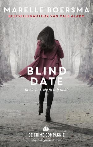 Win: Het spannende boek 'Blind Date' van Marelle Boersma