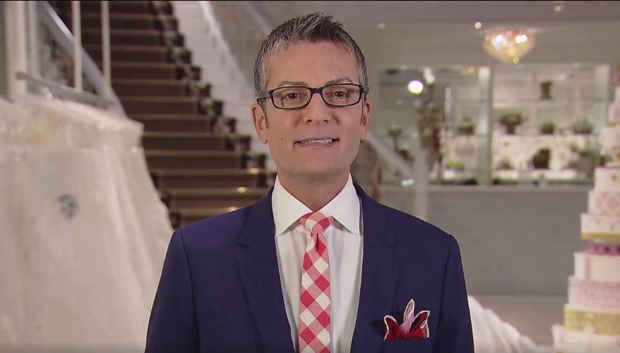 Zien: Randy van 'Say Yes To The Dress' spreekt Nederlands!
