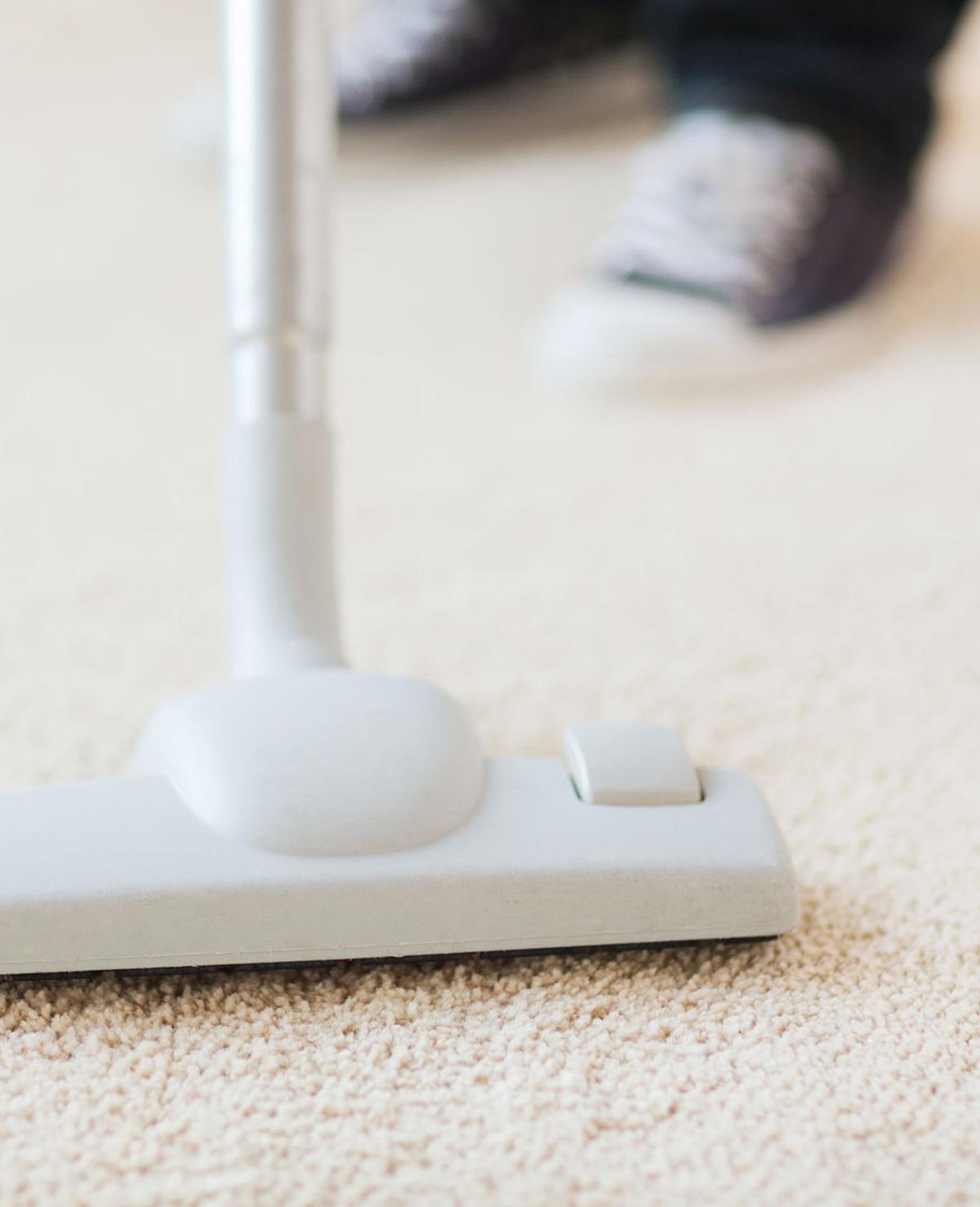 Op welke plekken vergeet jij te stofzuigen?