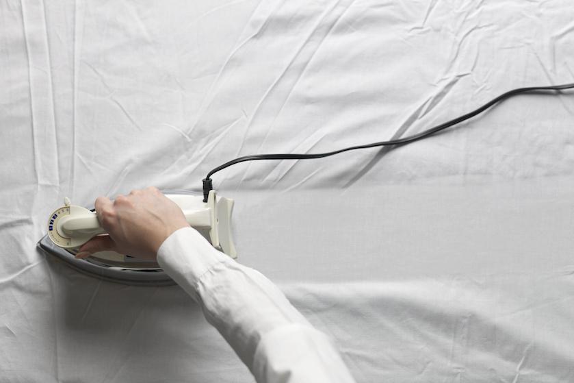 Whut: Slechts één op de tien mensen is dol op strijken