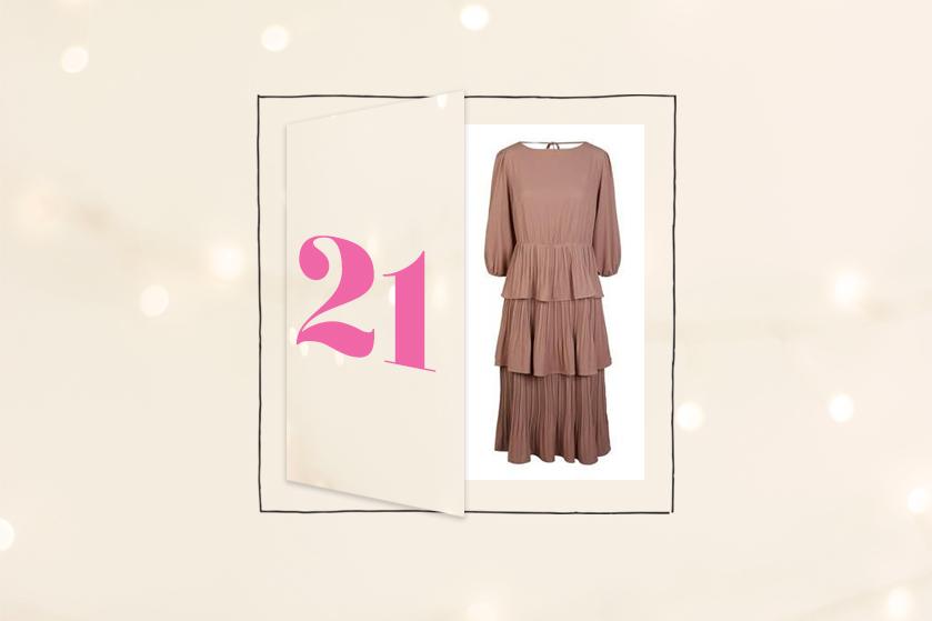Flair's Adventskalender 2020 #21: win 8x een prachtige midi-jurk van Y.A.S.