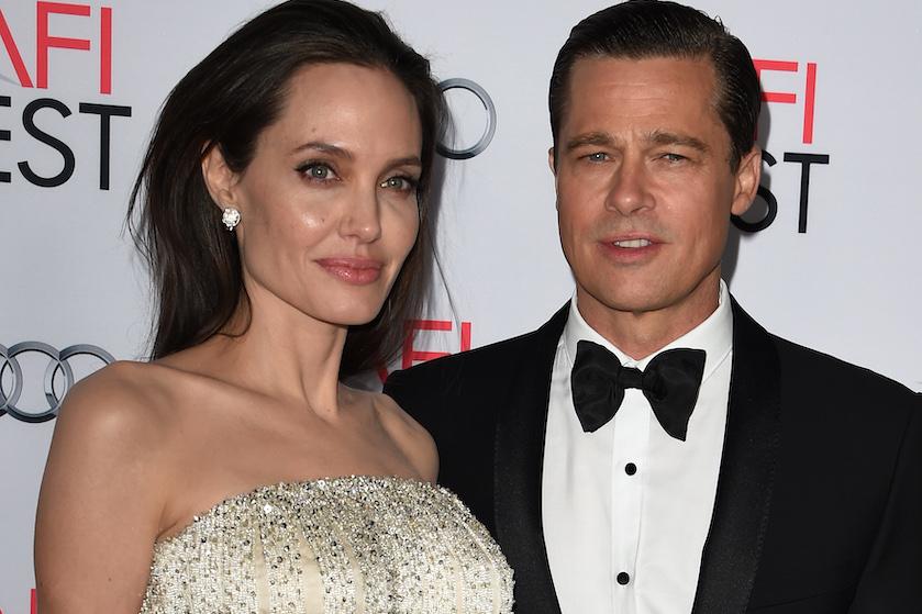 Brad is er klaar mee en stelt Angelina ultimatum voor scheiding