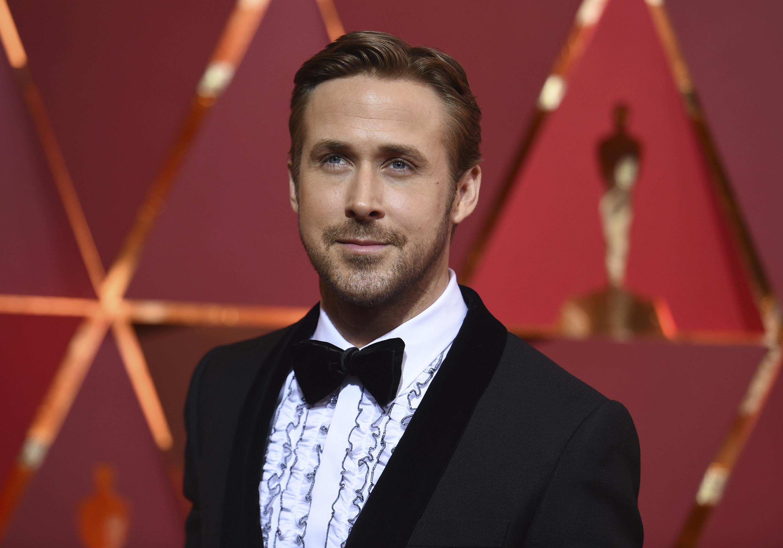 Waarom iedereen het over de Oscar-date van Ryan Gosling heeft