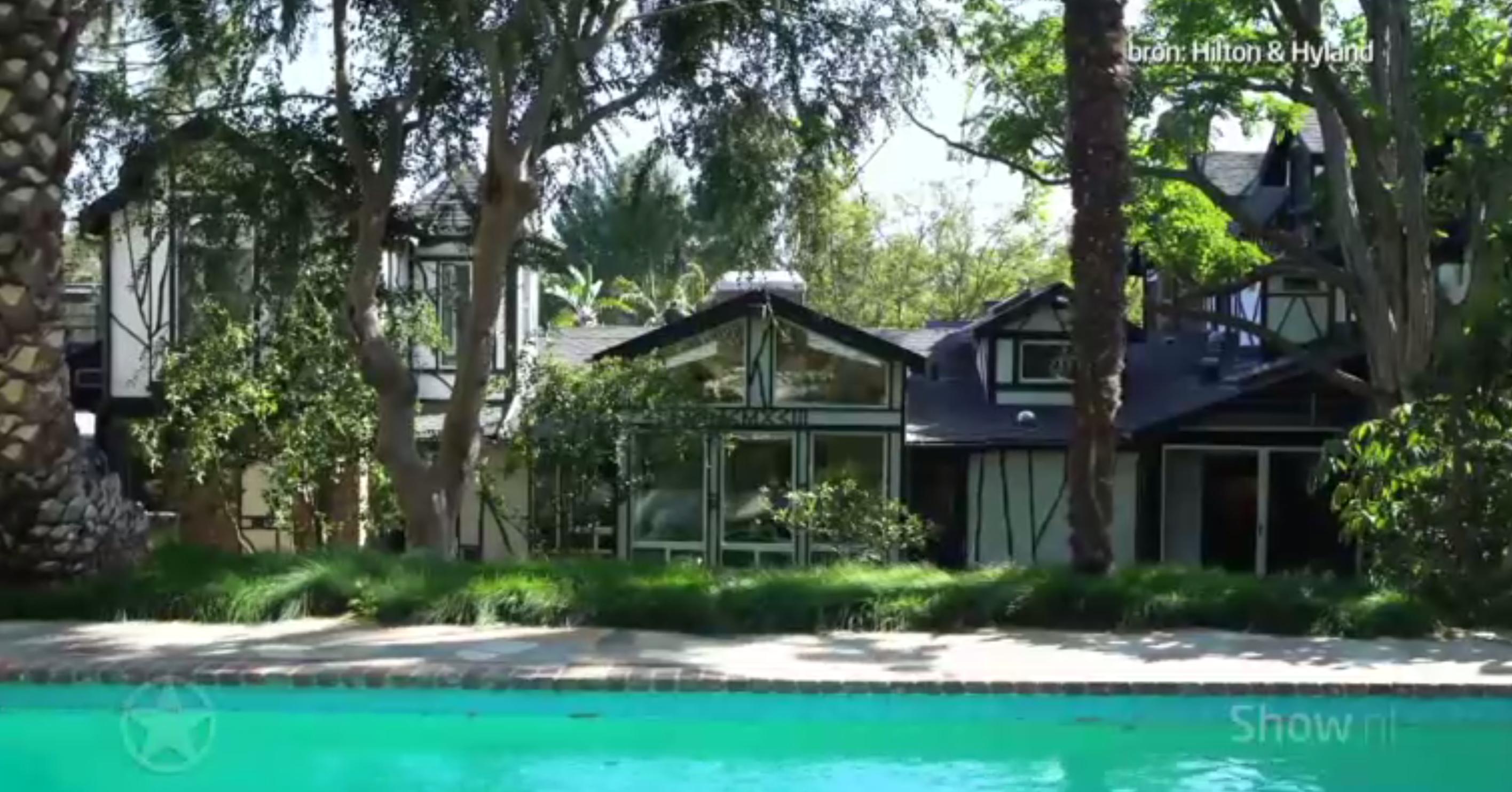 Binnenkijken bij het sprookjesachtige Hollywood-huis van Lady Gaga