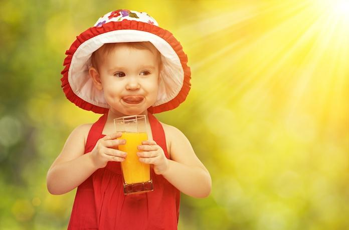 Onderzoek wijst uit: vruchtensap is écht geen dikmaker voor kinderen