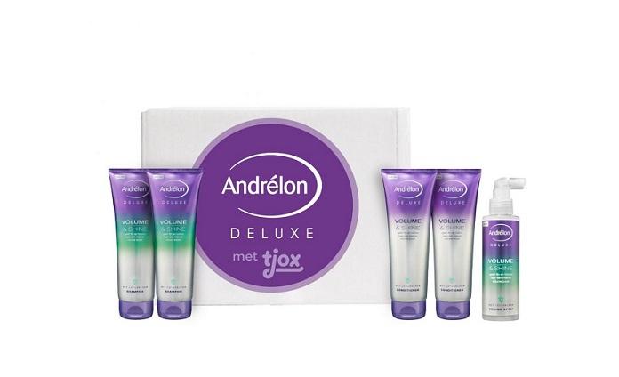 Tjox: Andrélon haarverzorging met superveel voordeel!