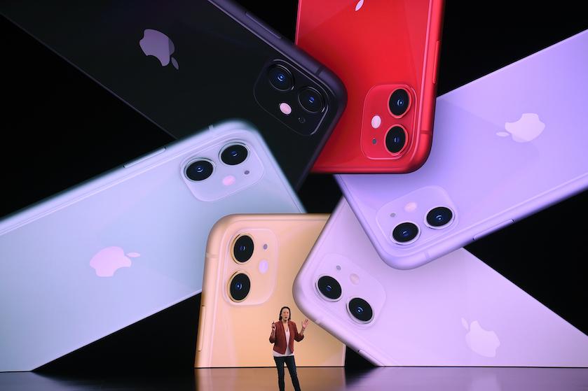 Apple onthult nieuwe reeks iPhones: dit zijn de geinigste tweets