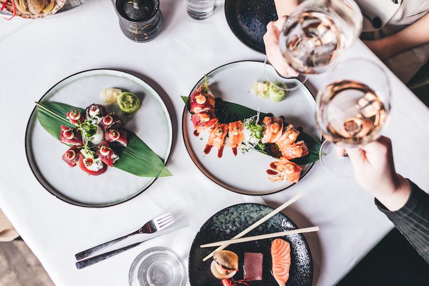 De club waar je bij wil hor… eh, eten: híer eet je de sushi (en meer) van je dromen