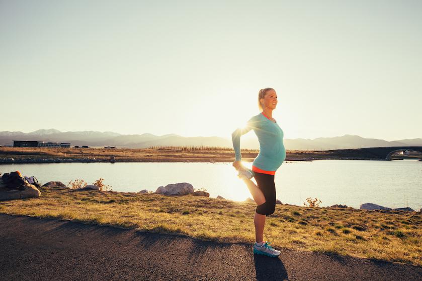 Met deze 5 tips sport jij veilig tijdens je zwangerschap