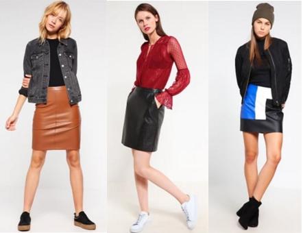 Shoppen: Stoer én stijlvol met deze 14 leren rokken