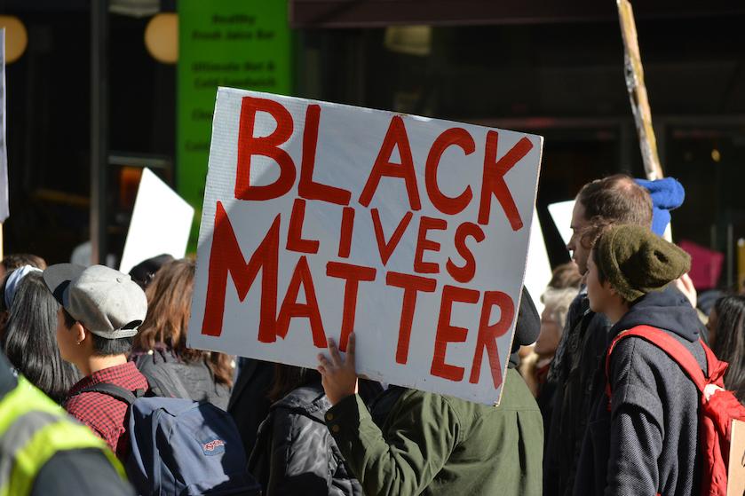 #BlackLivesMatter: 'Die boosheid en agressie zorgen alleen maar voor meer ellende en verwijdering'