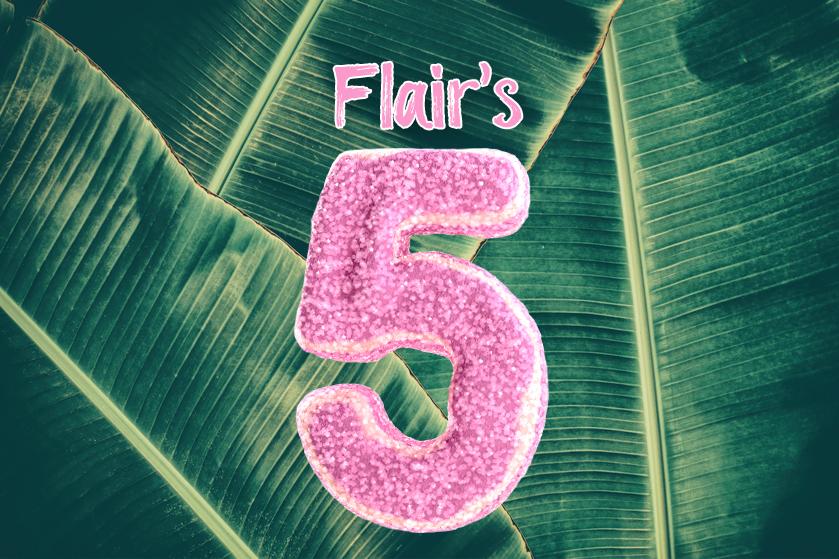 Flairs Vijf: 5x zomerse feestjes die je meteen in je agenda wil zetten