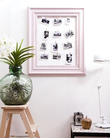 DIY | Fotolijst