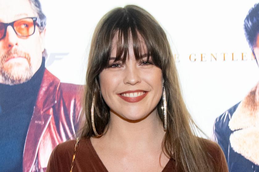 Blij babynieuws voor voormalig 'GTST'-actrice Robin Martens: 'Ik ben zwanger!'