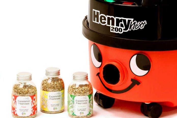 Winnen: een Henry of Hetty Next stofzuiger