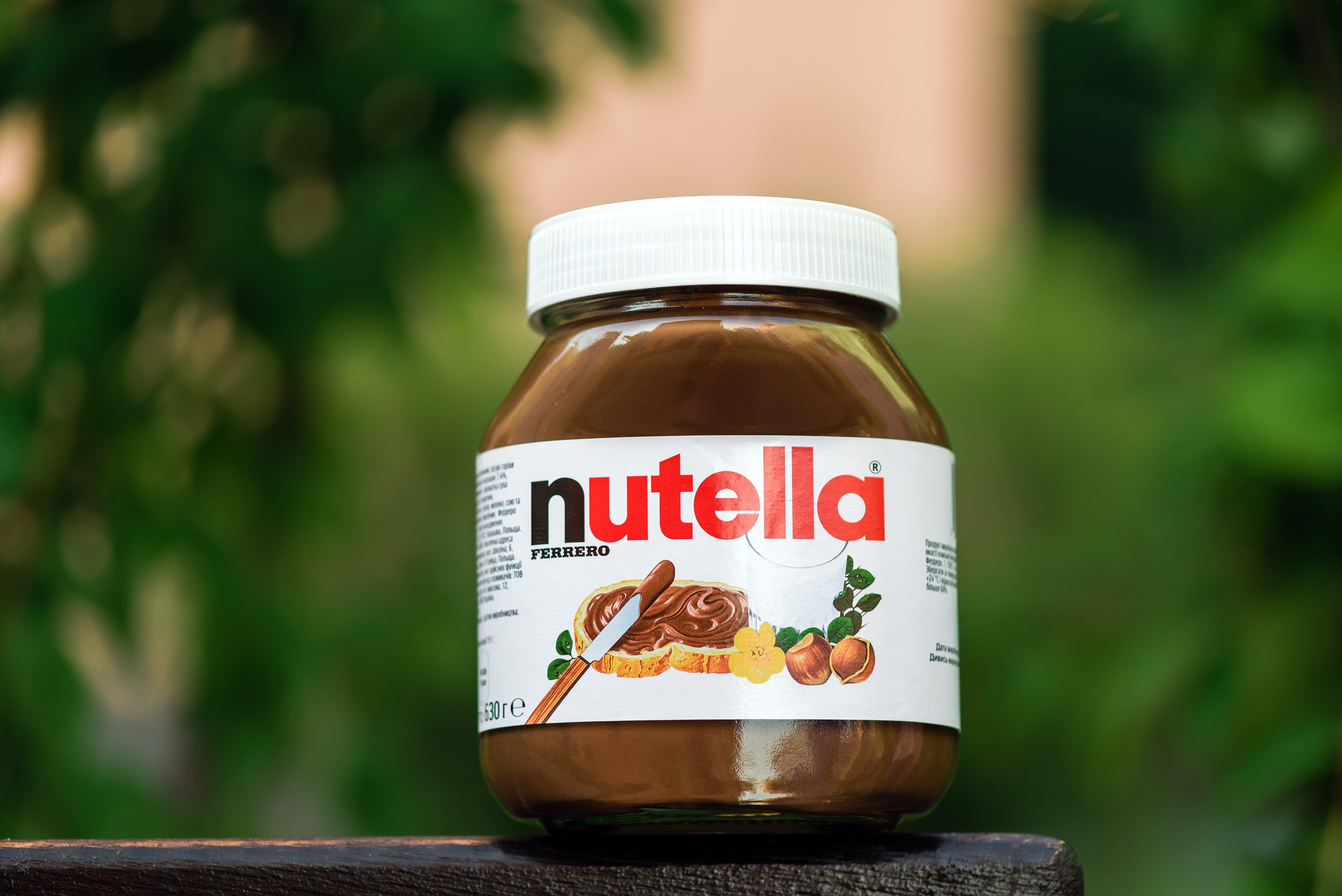Shocking: zo veel suiker zit er in een pot Nutella!
