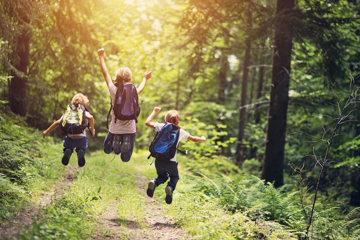 Met het gezin de natuur in: 5 tips voor komend weekend