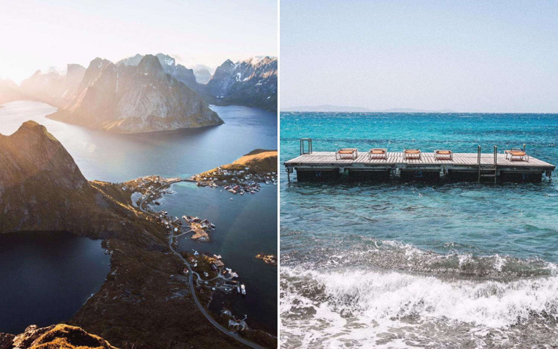 11 Instagrampagina's die elke reisfanaat moet volgen