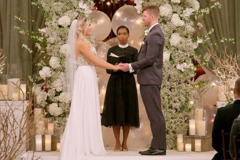 Hoe bizar! Ook Rory trouwde in Love is Blind, maar: 'Wij werden niet gefilmd'