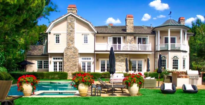 Binnenkijken bij: de nieuwe villa van Jessica Alba
