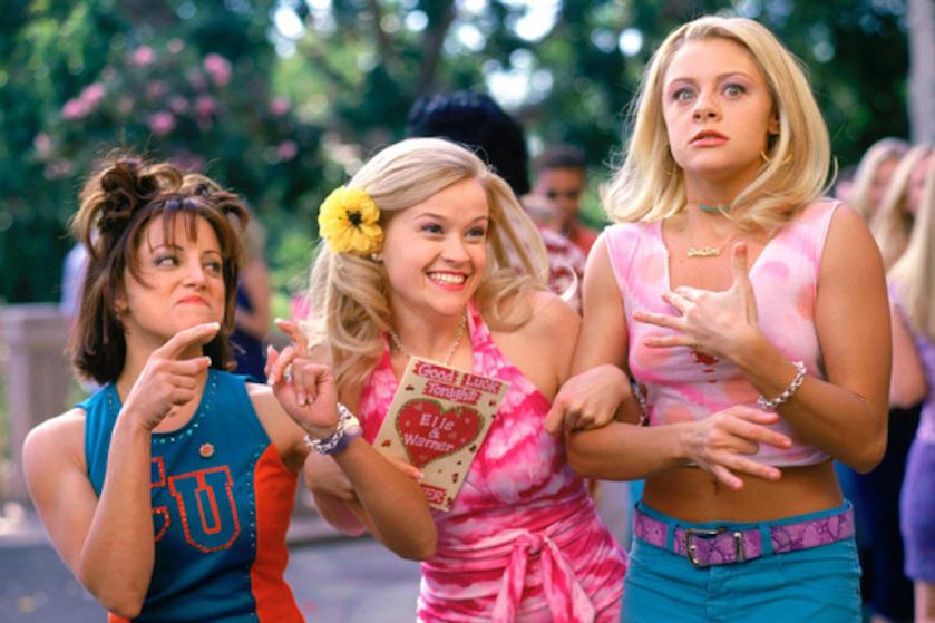 Jaaa! 'Legally Blonde 3' gaat nu écht gebeuren en dit is wanneer-ie in de bioscopen verschijnt