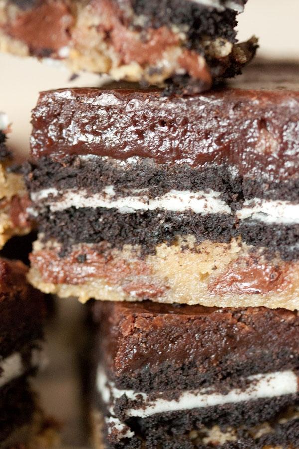 Slutty brownies zullen je leven (en lijf) veranderen