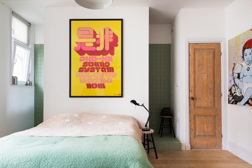 Binnenkijker slaapkamer