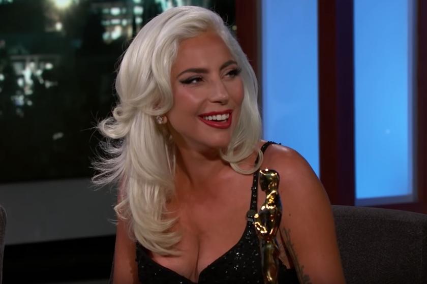 Lady Gaga reageert voor het eerst op liefdesgeruchten (en meer 'A Star Is Born'-nieuws!)